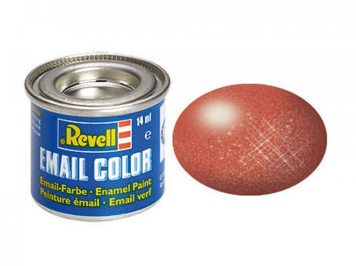 Revell EMAIL Color bronze, metallic 14ml Dose #32195